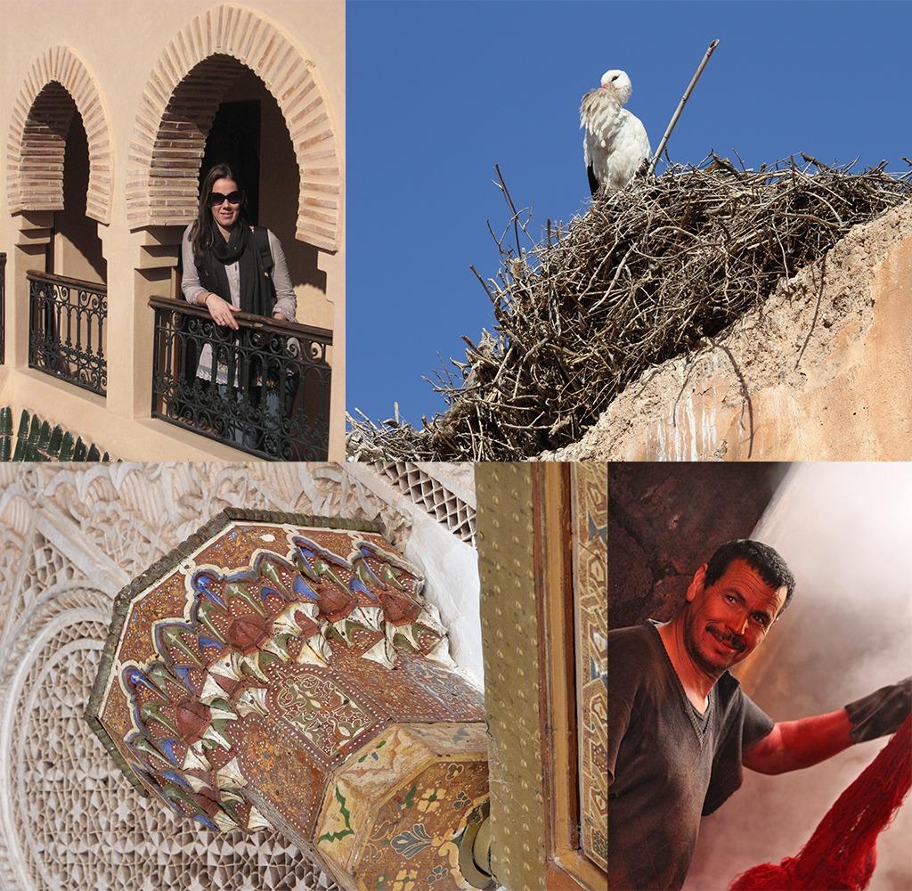 Eerste kennismaking met Marokko in Marrakesh