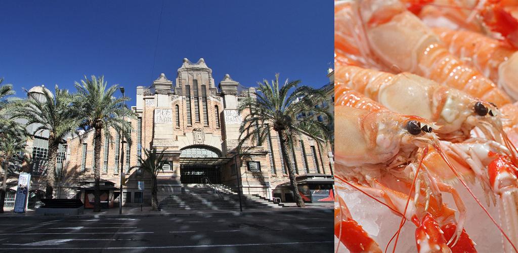 Mercado Central - Alicante