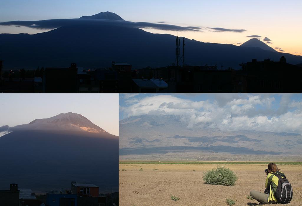 Mount Ararat Koerdistan