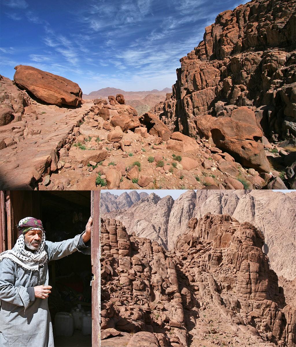 Mount Sinaï excursie vanuit Dahab