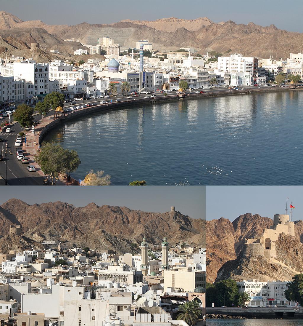 Muscat Matrah fort Oman