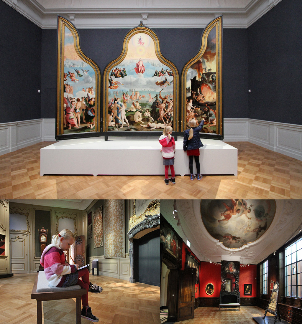 Museum de Lakenhal kinder speurtocht