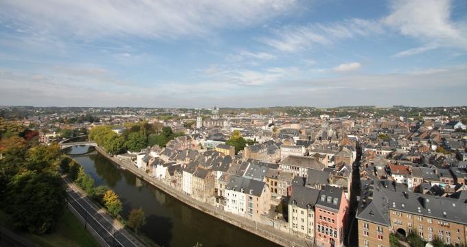 Namen Wallonië Namur