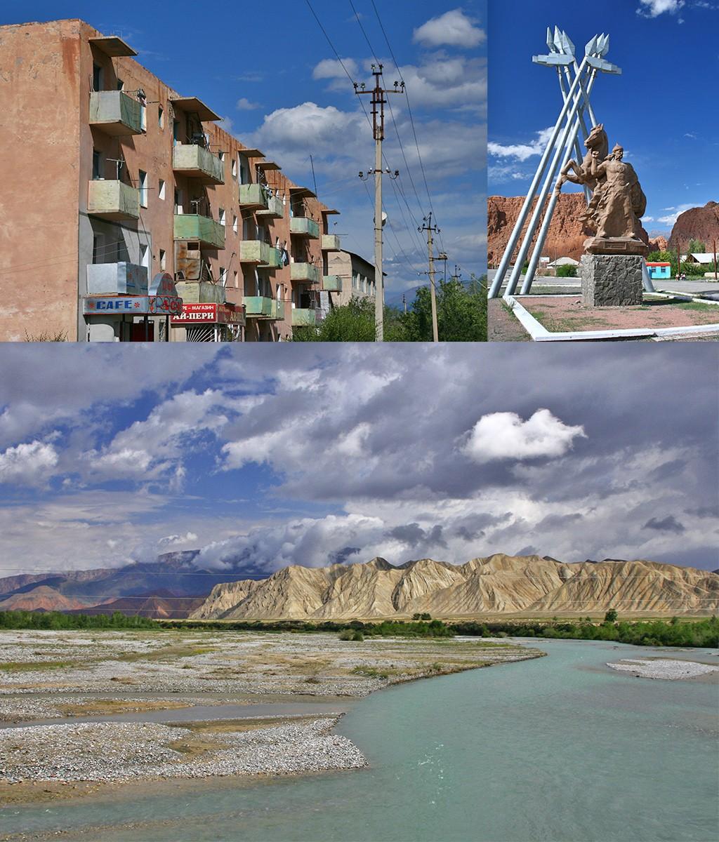 Naryn en omgeving