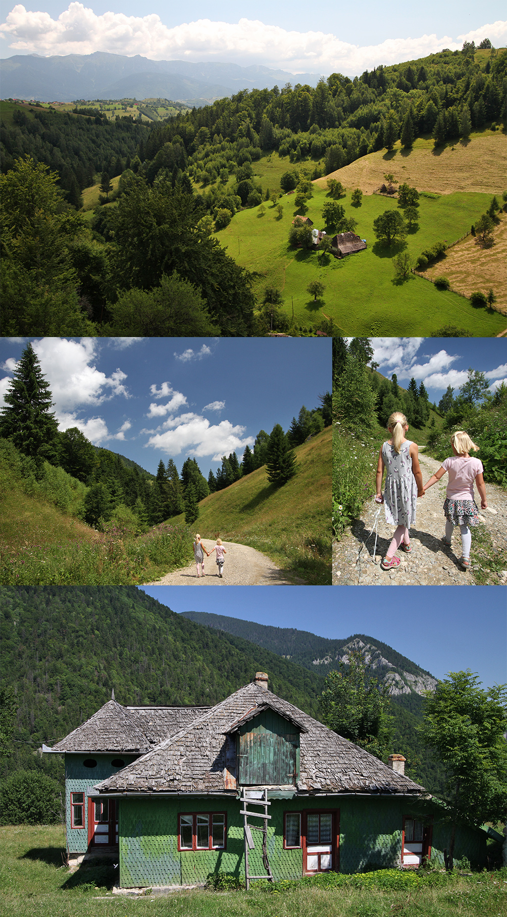 Nationaal park Piatra Craioului bij Brasov