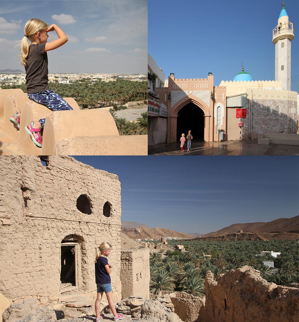 Oman met kinderen - 1001-nacht en kastelen