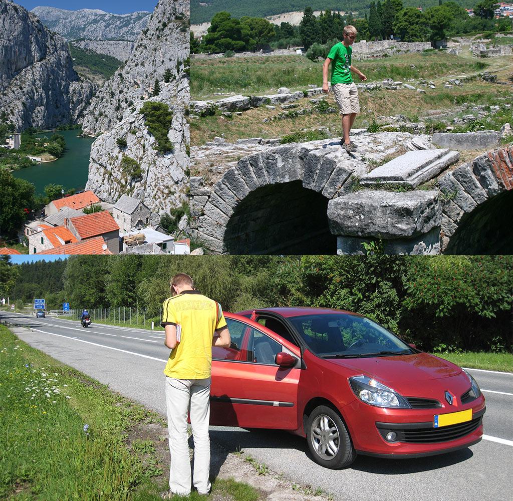 Omis Dalmatie Roadtrip