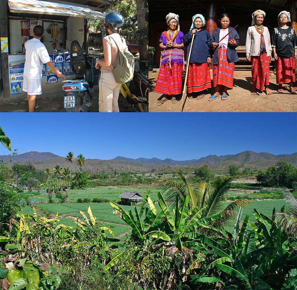 Pai Mae Hong Son Loop Zuid-Oost Azië