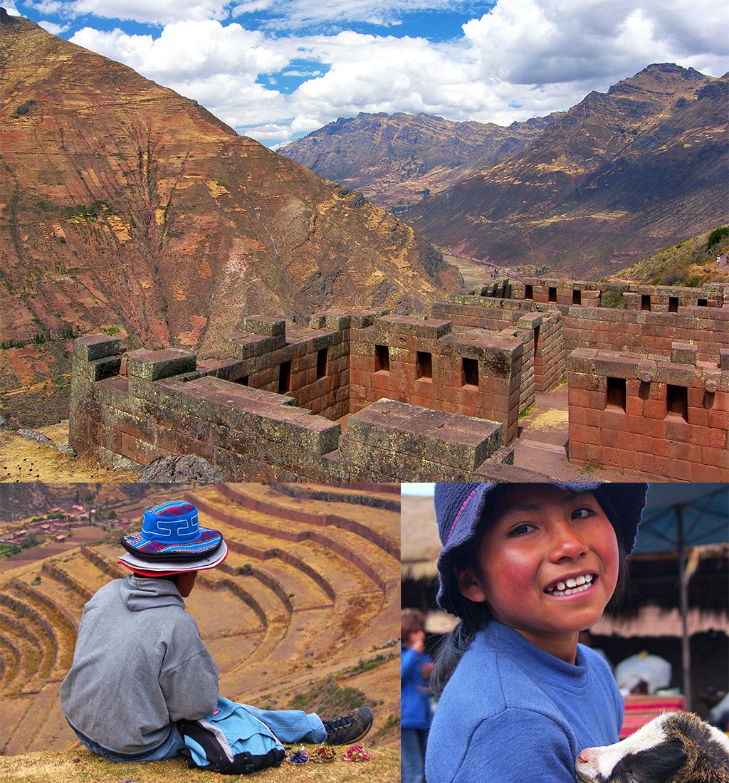 Pisac bij Cusco