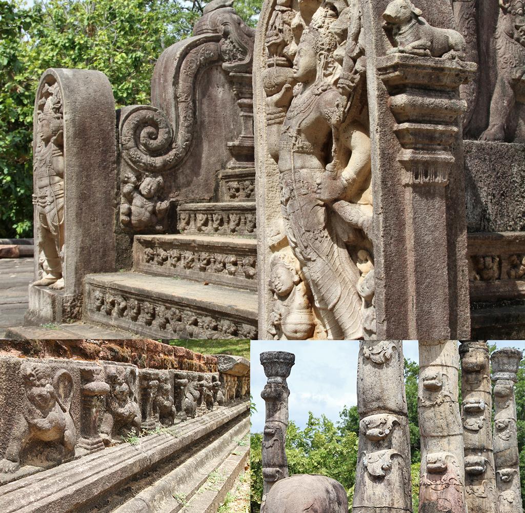 Polonnaruwa vanuit Dambulla