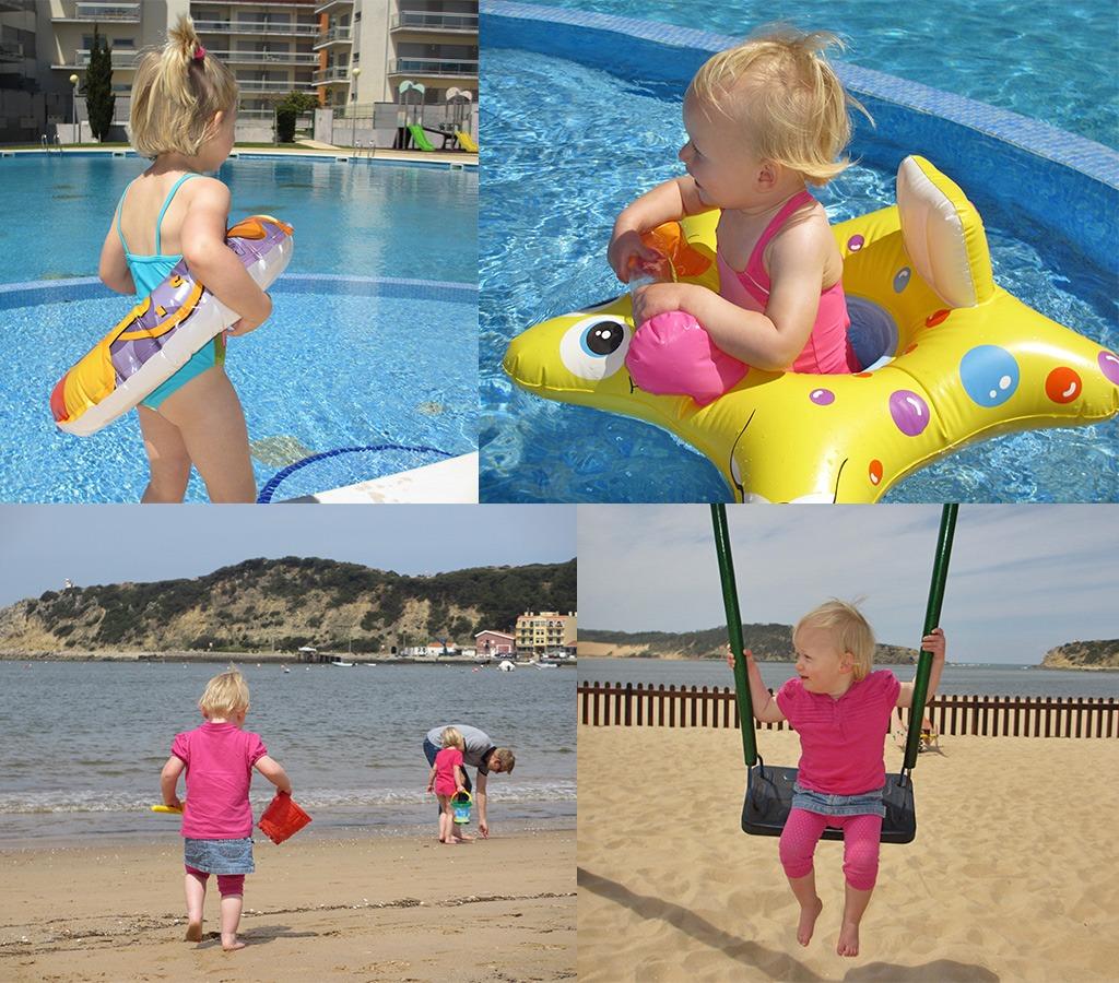 Portugal met kinderen yvonne van der laan blog - Zwembad met strand ...