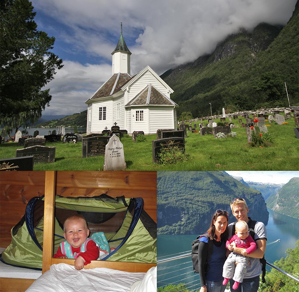 Reizen met kinderen Noorwegen-weinig-slaap