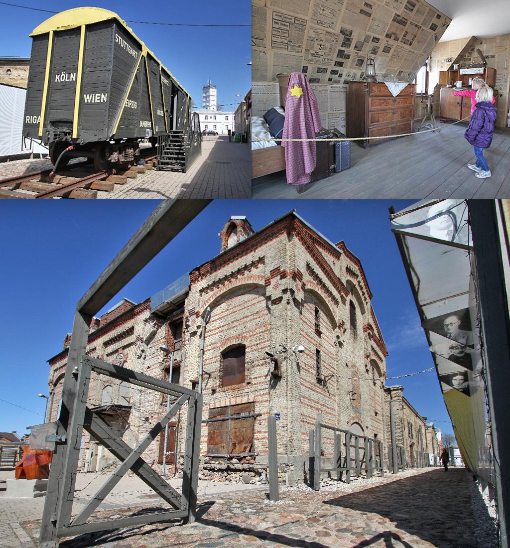 Riga roerige geschiedenis