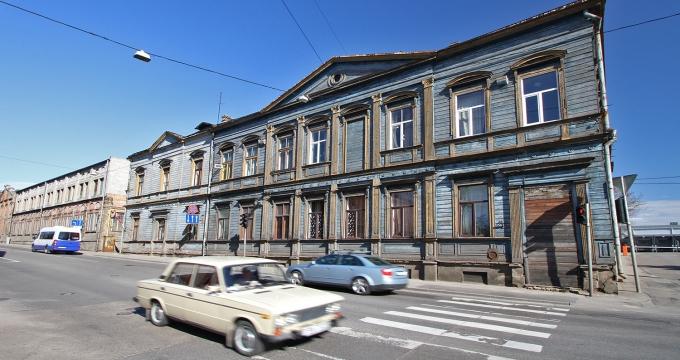 Het echte Riga - Grizinkalns en Mascavas