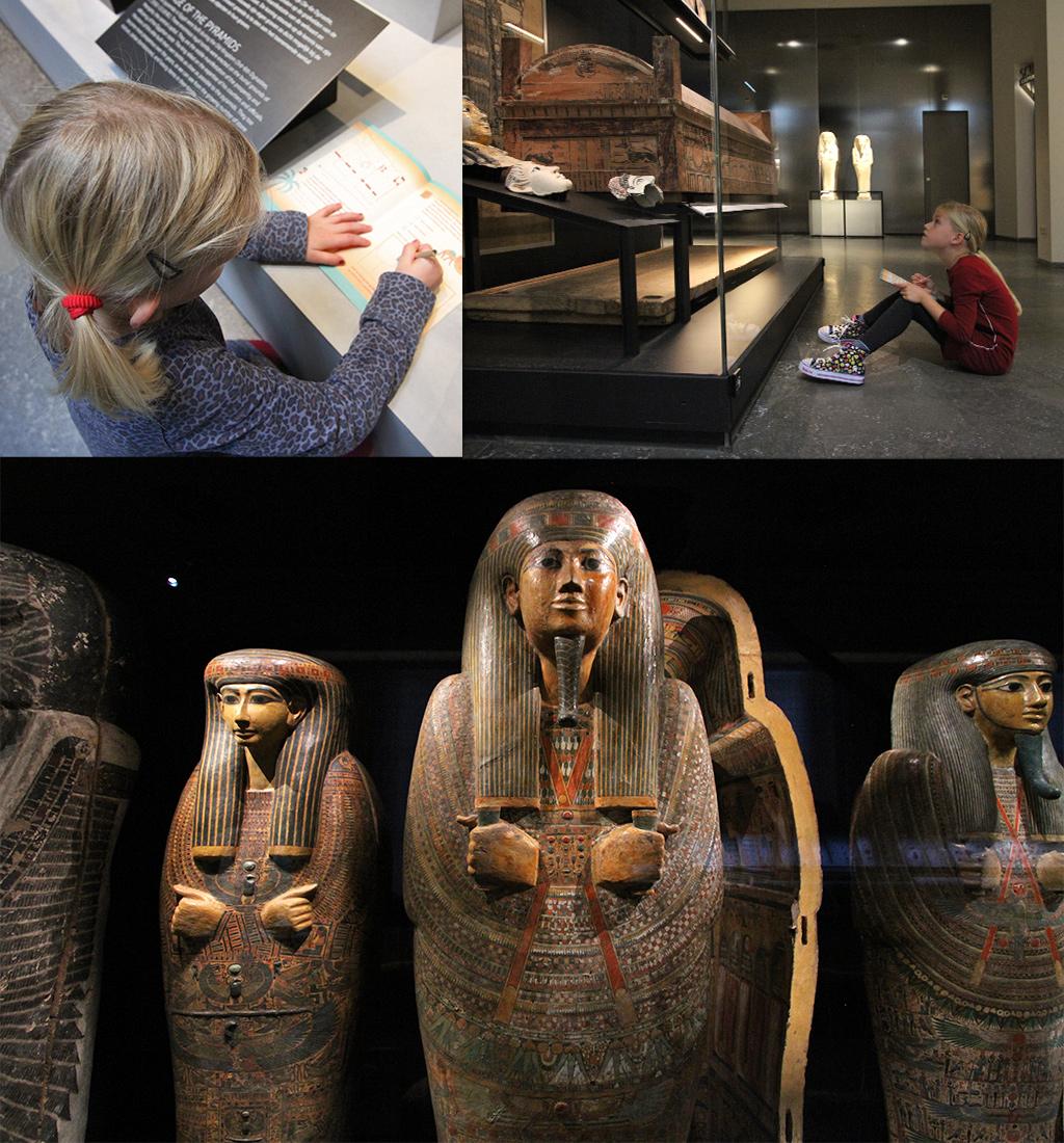 Rijksmuseum van Oudheden Leiden met kinderen