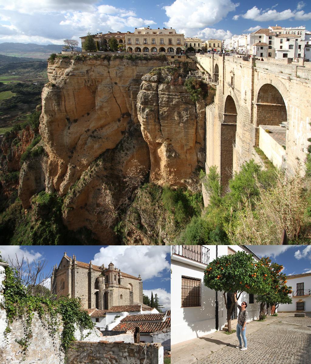 Ronda - charmante witte dorpjes van Andalusië