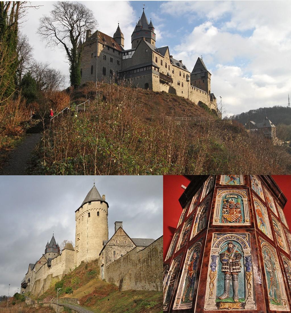 Rothaargebirge Burg Altena