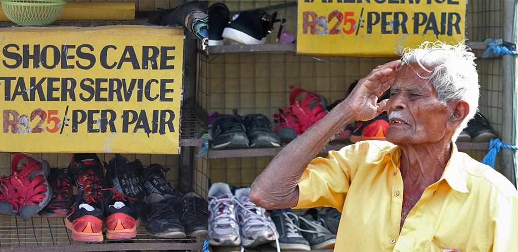 Rotstempel Dambulla schoenenservice