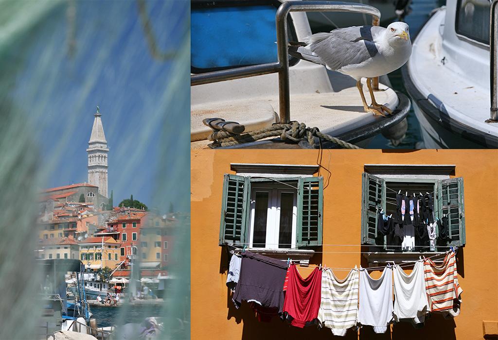 Rovinj Istrië
