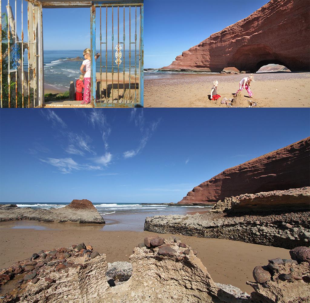 Ruil Agadir voor Legzira