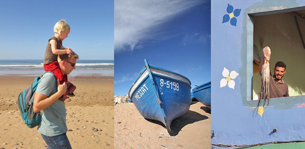 Ruil Agadir voor Taghazout