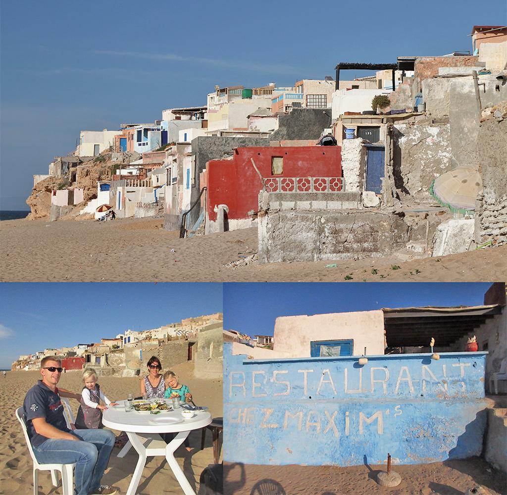 Ruil Agadir voor Tifnit