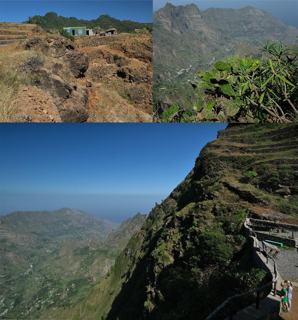 Santo Antao binnenland