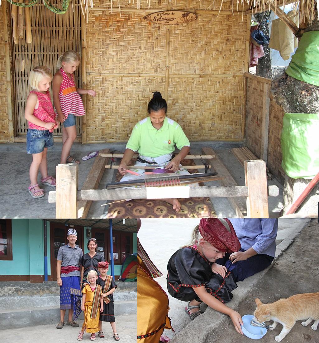 Setanggor - ecotoerisme Lombok
