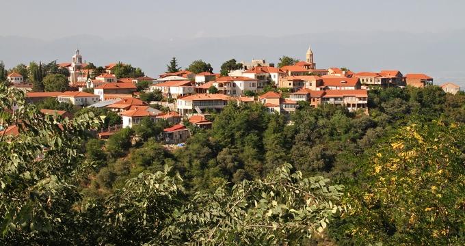 Sighnaghi Kakheti