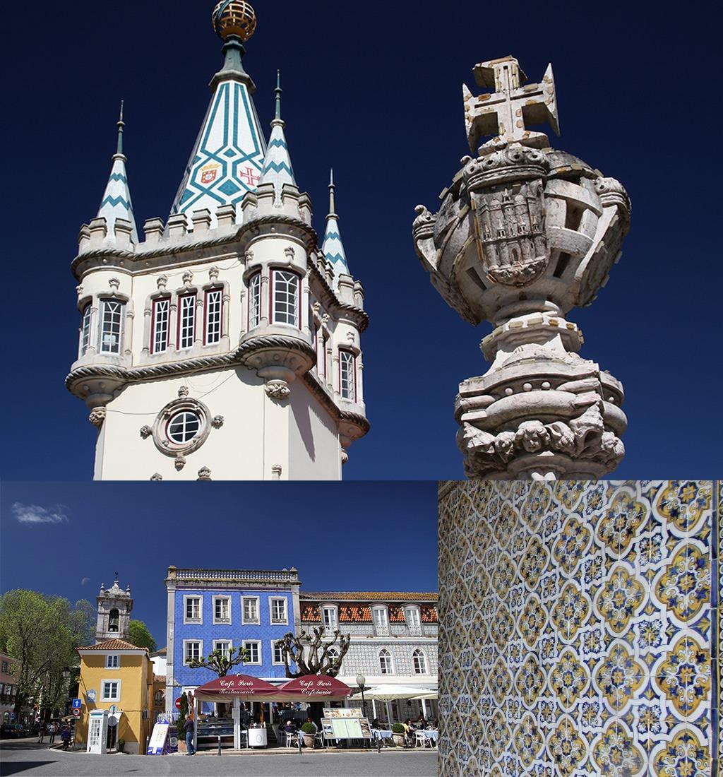Sintra historisch centrum