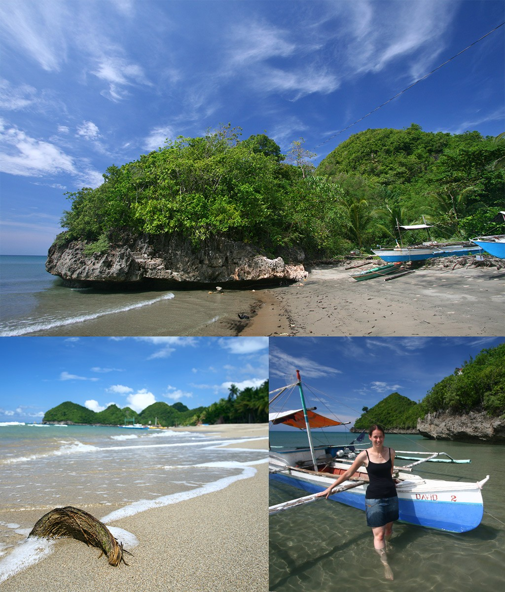 Siplay Sugar beach, Negros