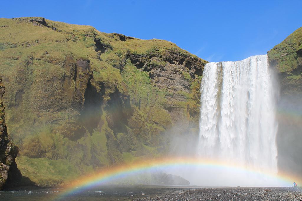 Skógafoss IJsland