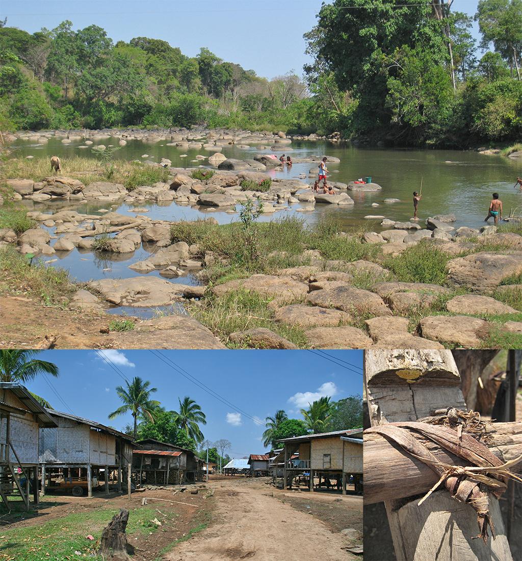 Tad Lo Zuid Laos