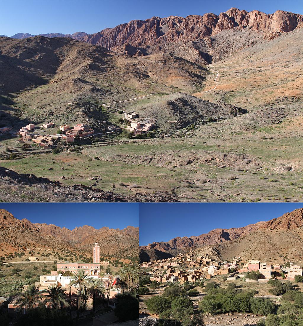 Tafraoute Ameln Vallei