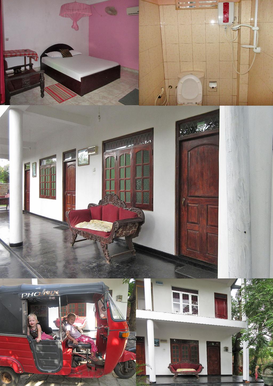 Takeshi Inn Dambulla Sri Lanka accommodatie
