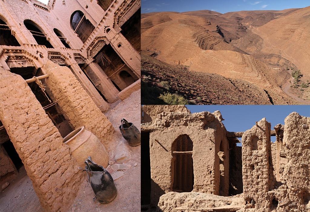 Tamnougelt en omgeving, Zuid Marokko