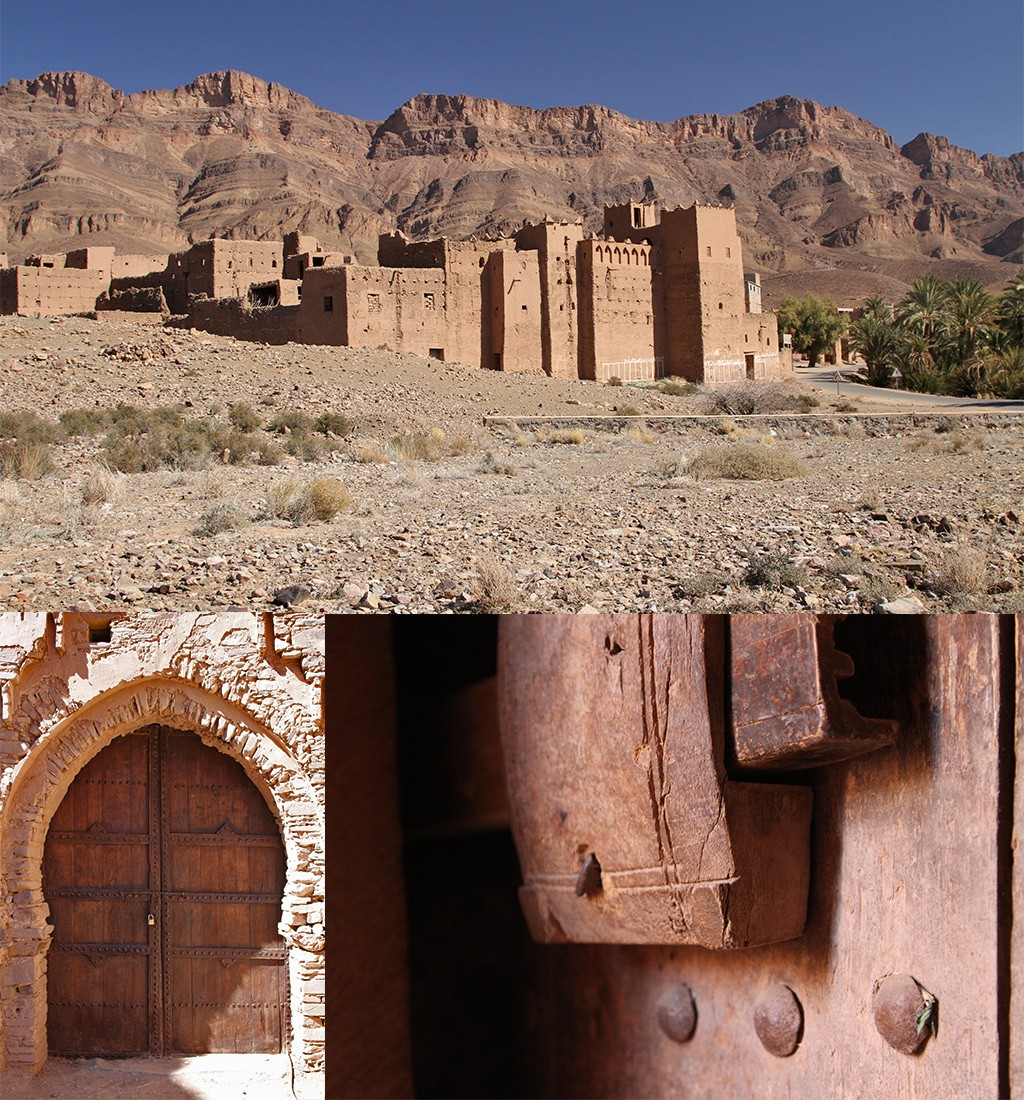 Tamnougelt in Zuid Marokko