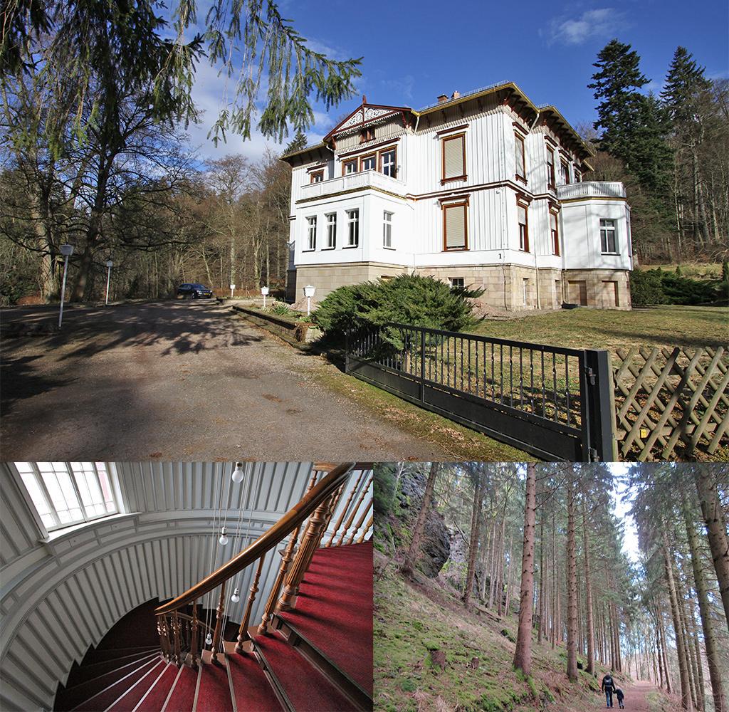 Thüringer Wald accommodatie