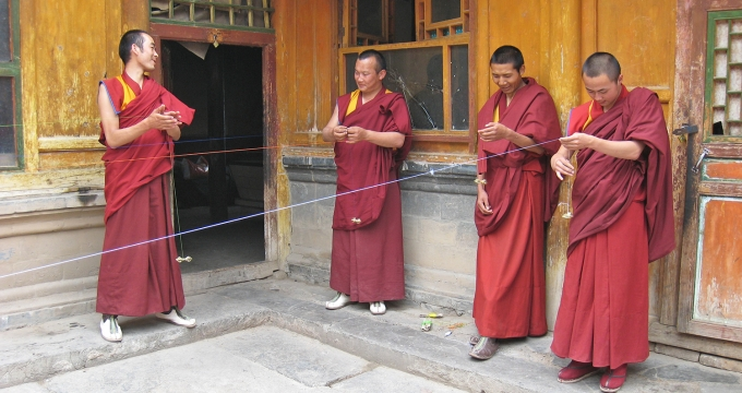 Tibet in Xining