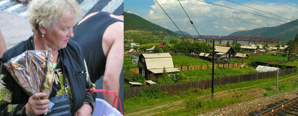Trans Mongolië Express Baikal Meer