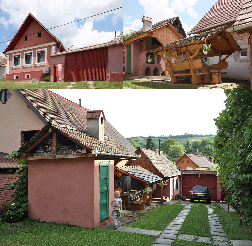 Tri Feresti Homestay Transsylvanië