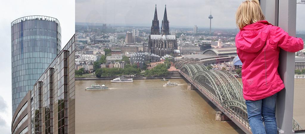 Triangel-gebouw Keulen