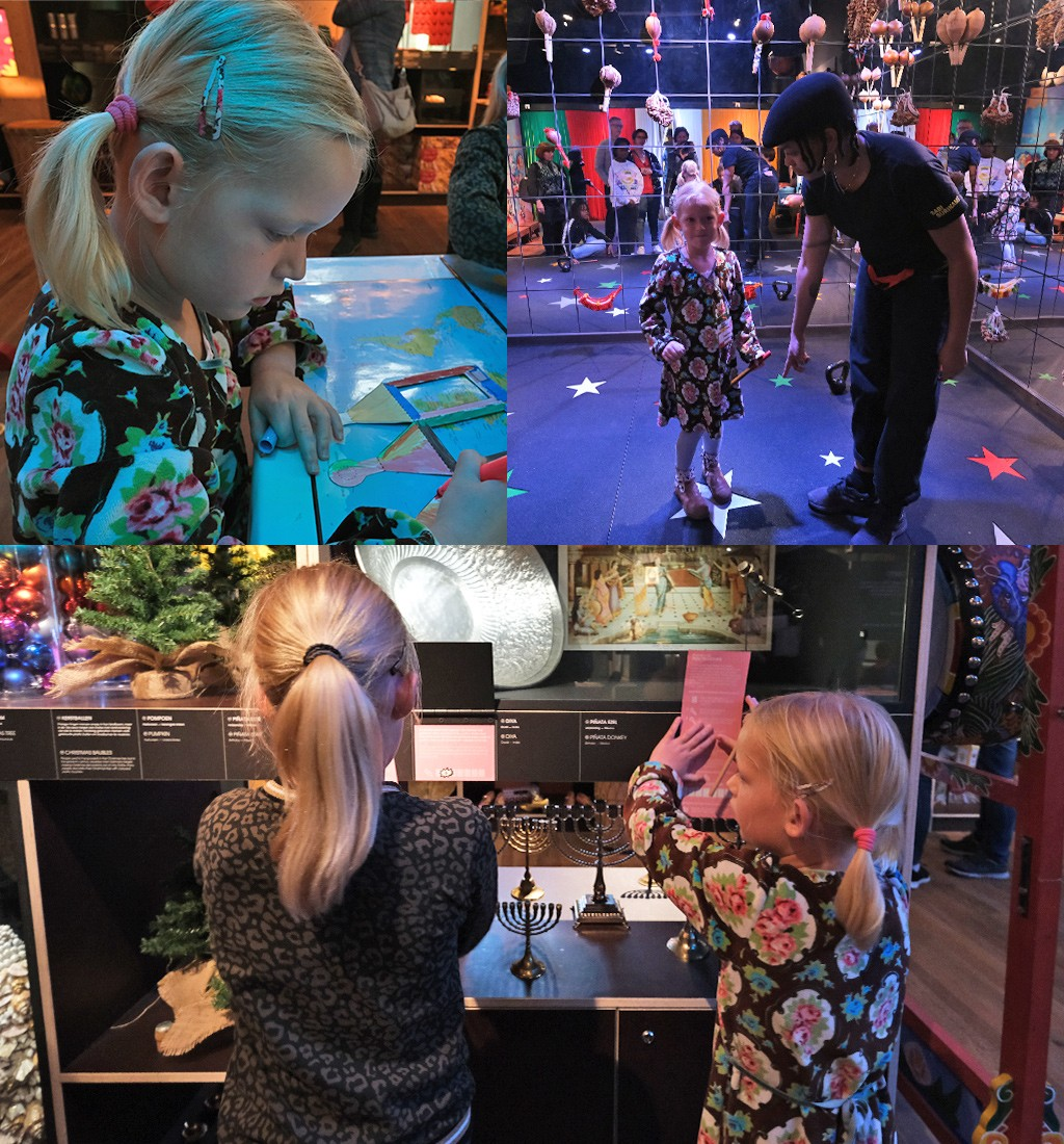 Tropenmuseum met kinderen