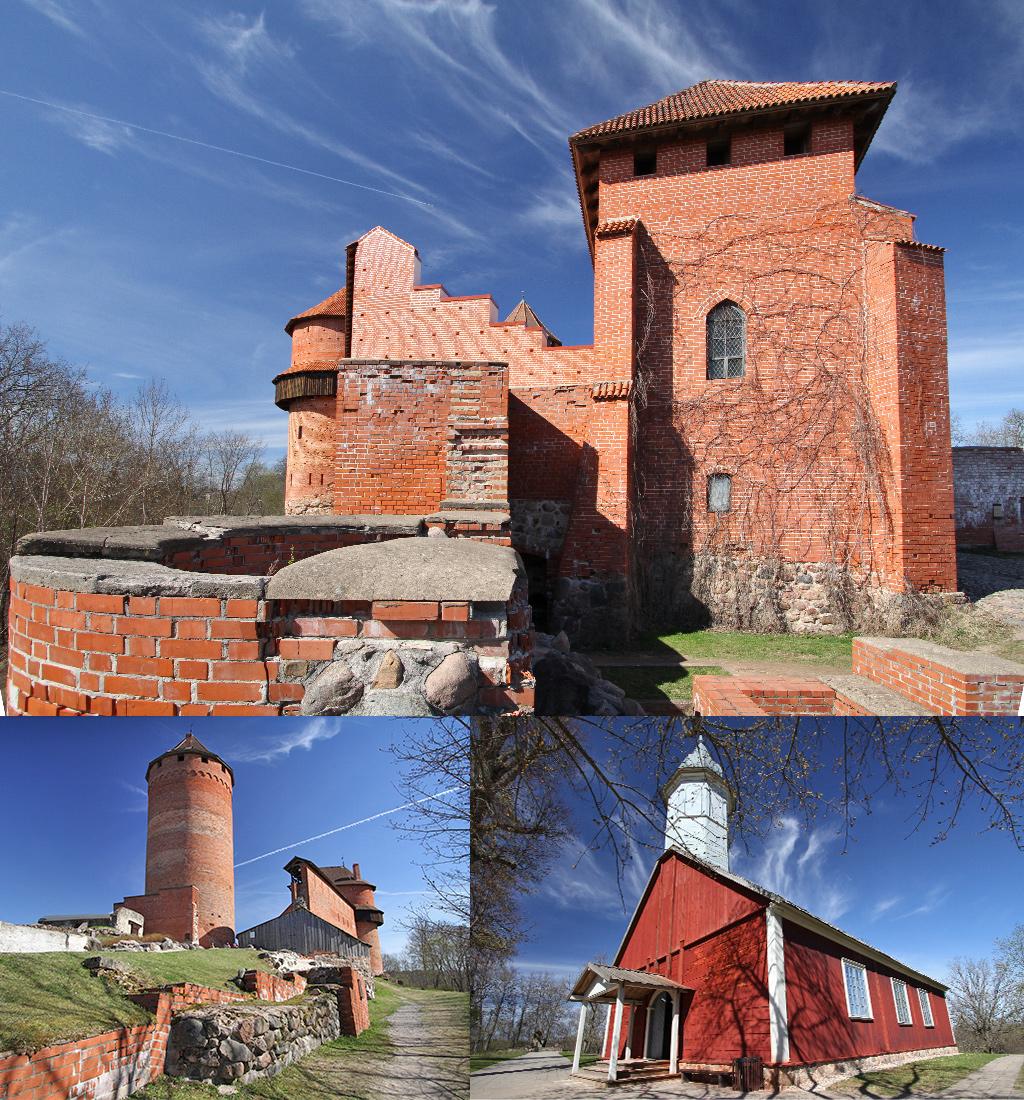 Turaida kasteel Sigulda