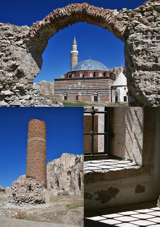 Van kasteel in het Oosten van Koerdistan
