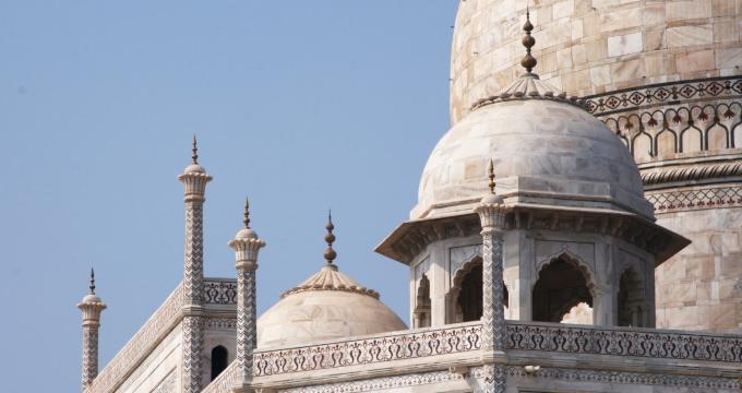 Varanasi naar Agra