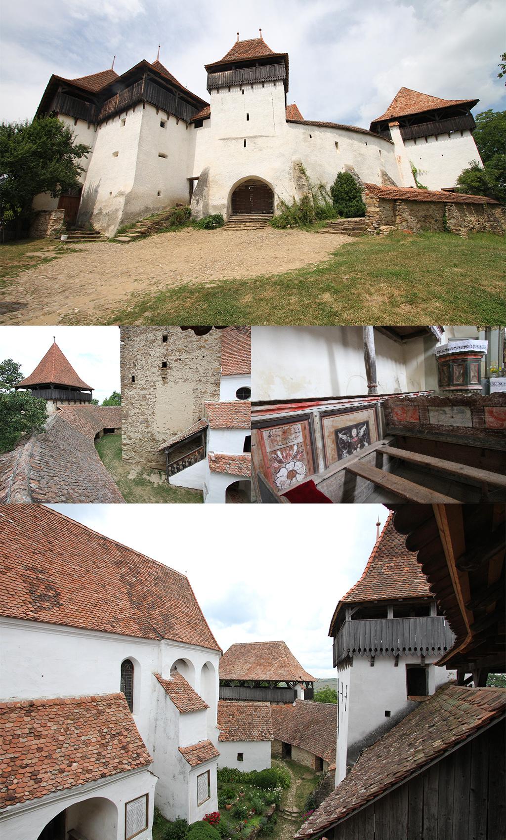 Viscri weerkerk