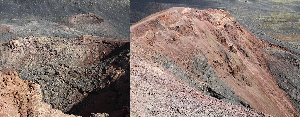 Vulcán Teneguía La Palma