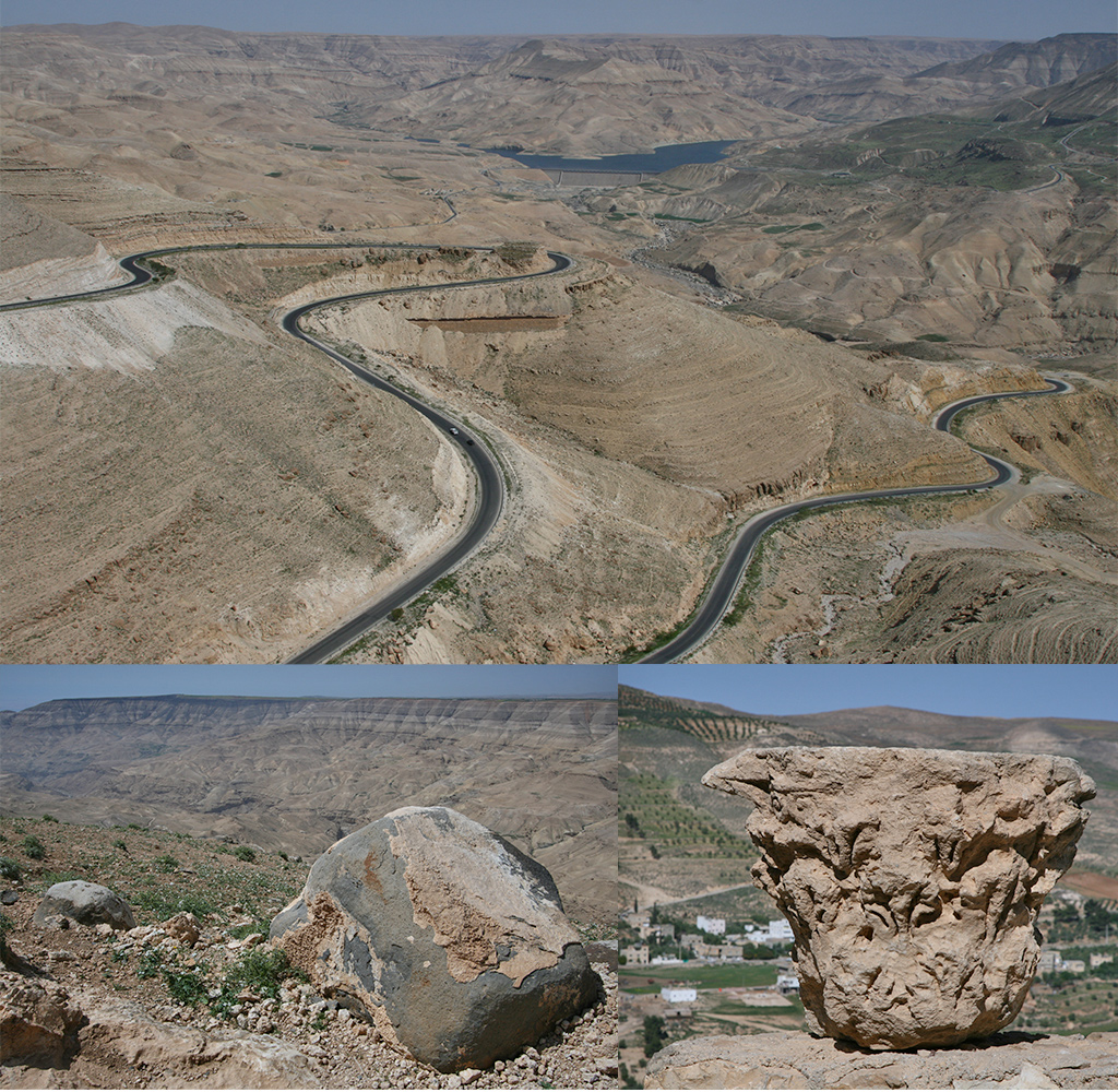 Wadi Mujib King's Highway
