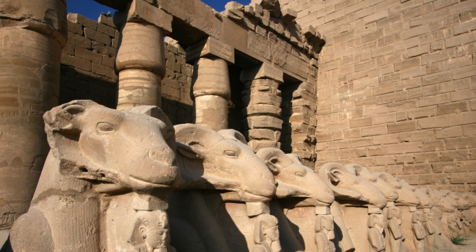 Welkom in Luxor